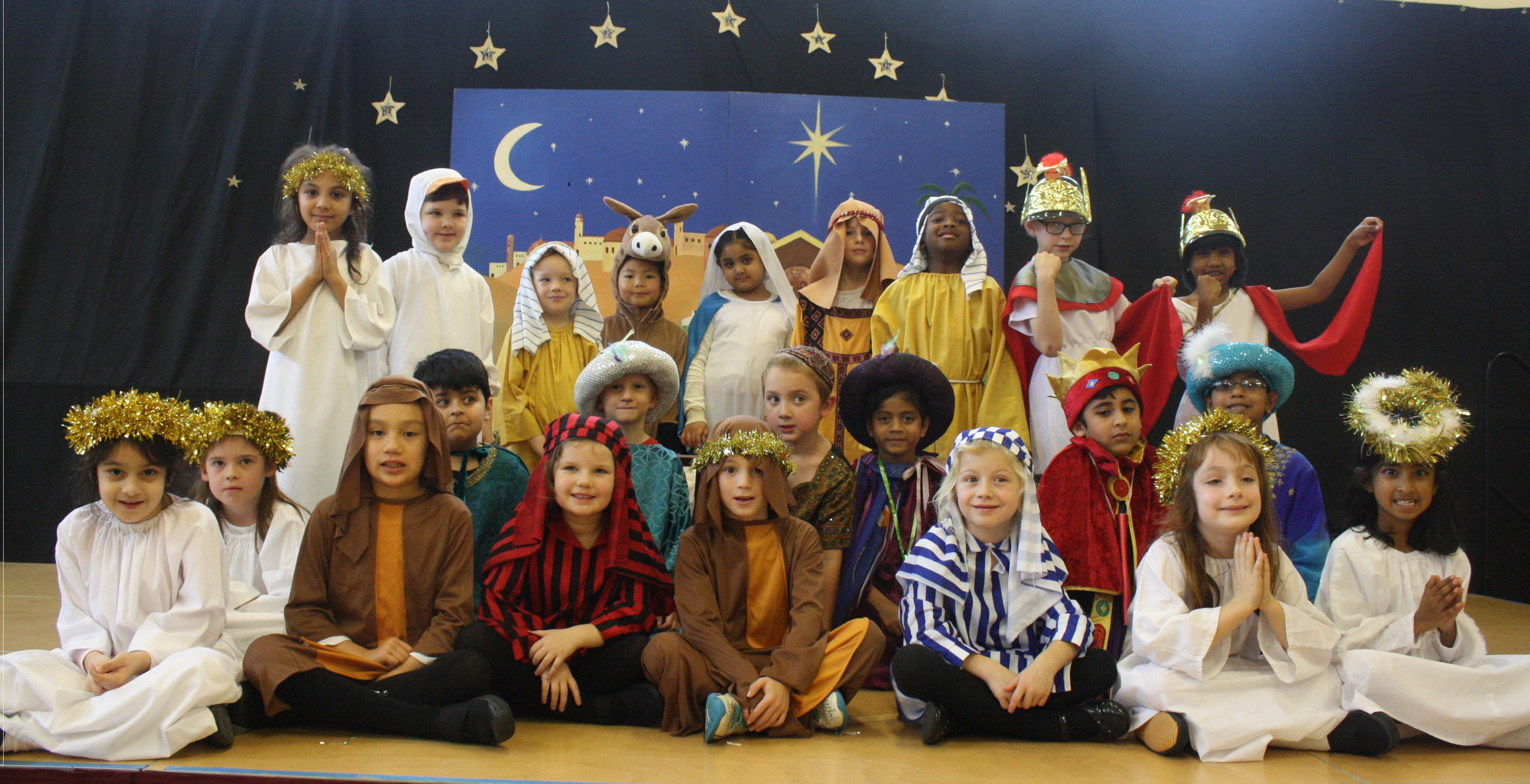 Nativity Show - KG1 to Form 2